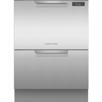 Fisher & Paykel DD60DCHX9 Built In 60 CM Dishwasher Fully Integrated Ezkleen S/S